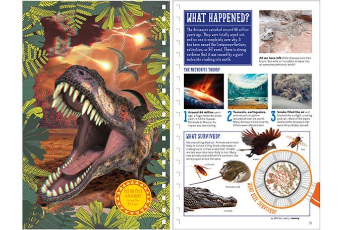 Dinosaur Explorer's Survival Guide